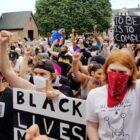 Protest Rally Racism Black Lives Matter George Lloyd Bethlehem