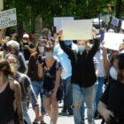 Rally Black Lives Matter Easton Racism Police