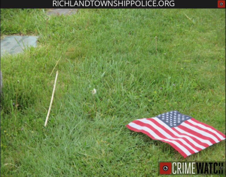 Graves Flags 1