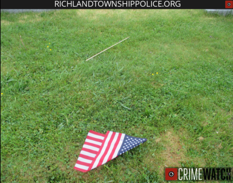 Graves Flags 3