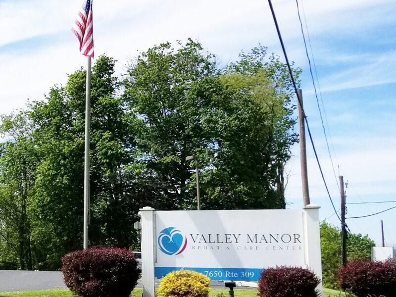 Nursing Homes Valley Manor