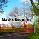 Masks Required Compost Center