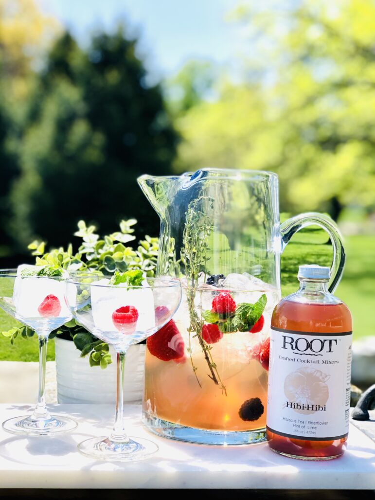Memorial Day Picture Root Crafted Cocktail Mixers
