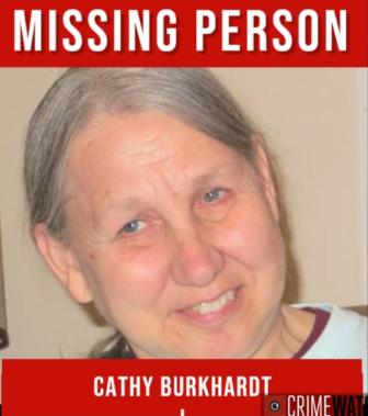 Missing Person Cathy Burkhardt