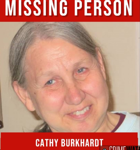 Missing Person Cathy Burkhardt