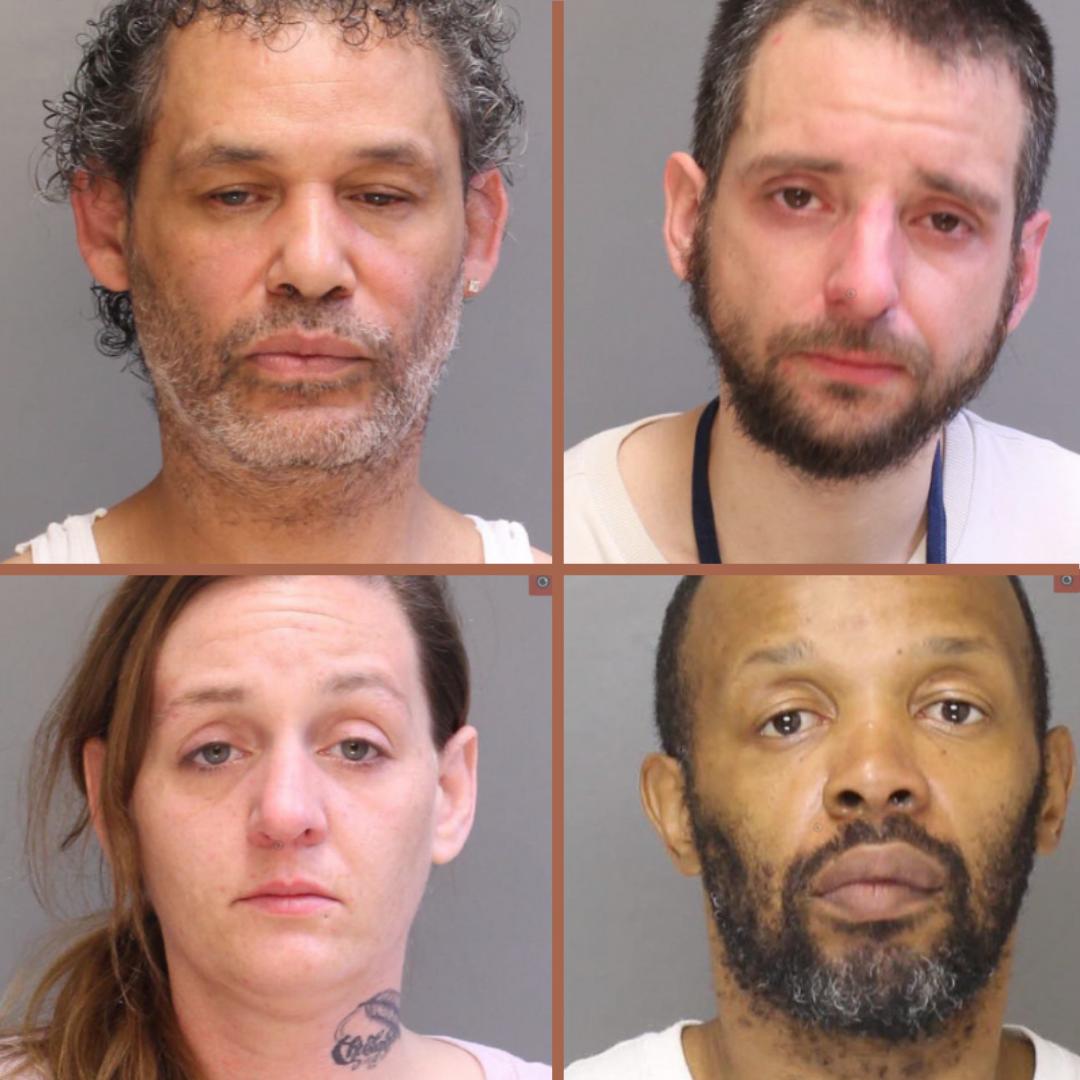 Overdose Arrestees