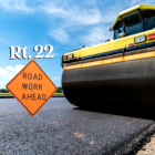 Rt. 22 Road Work