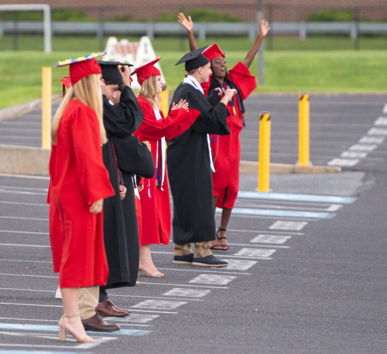 Saucon Valley High School Graduation 2020