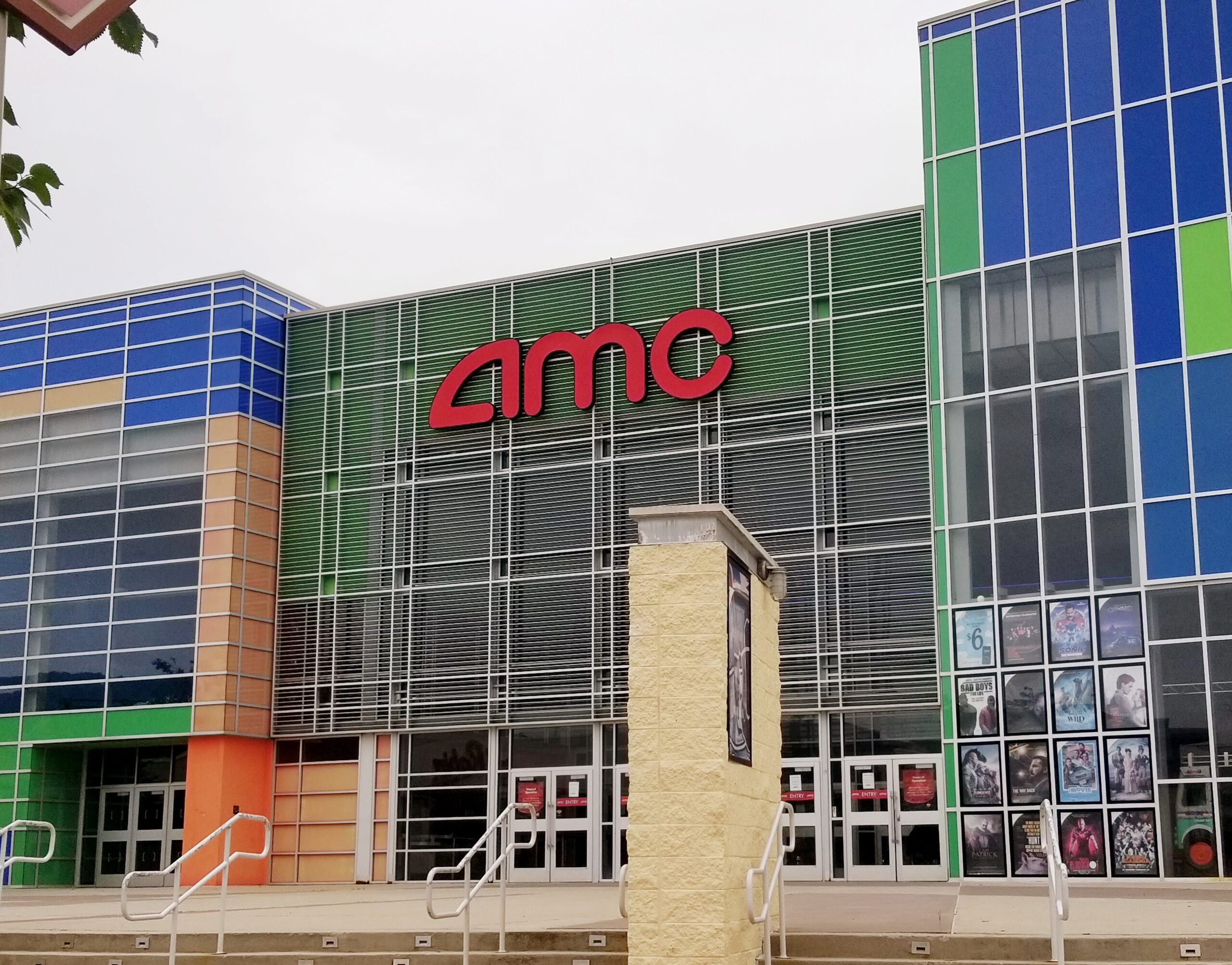 Amc Theatre In Promenade Shops To Reopen With 15 Cent Movies