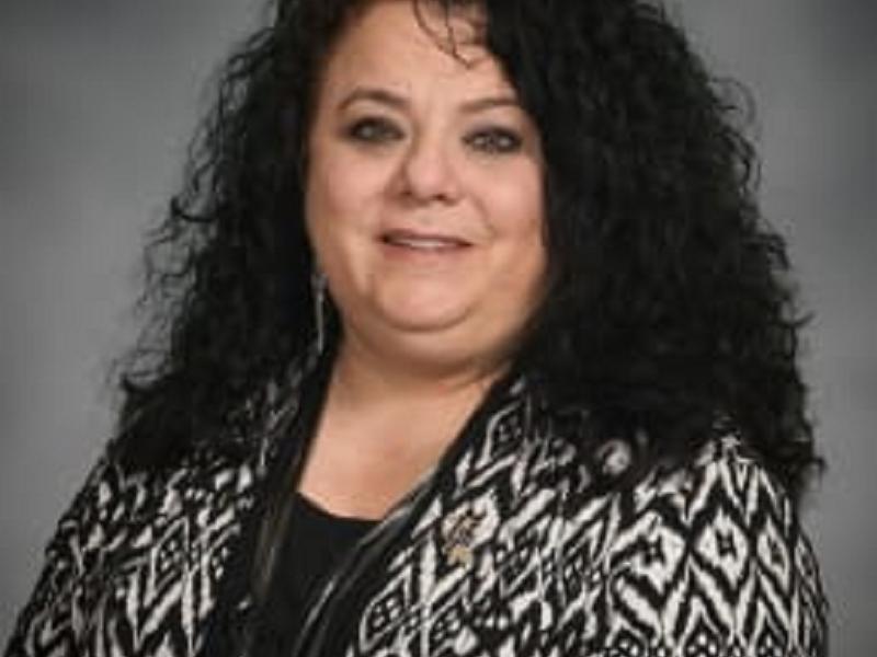 Raeann Hofkin School Board President
