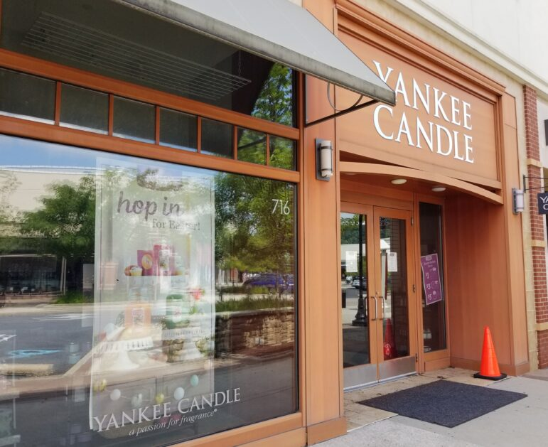Yankee Candle Promenade Shops