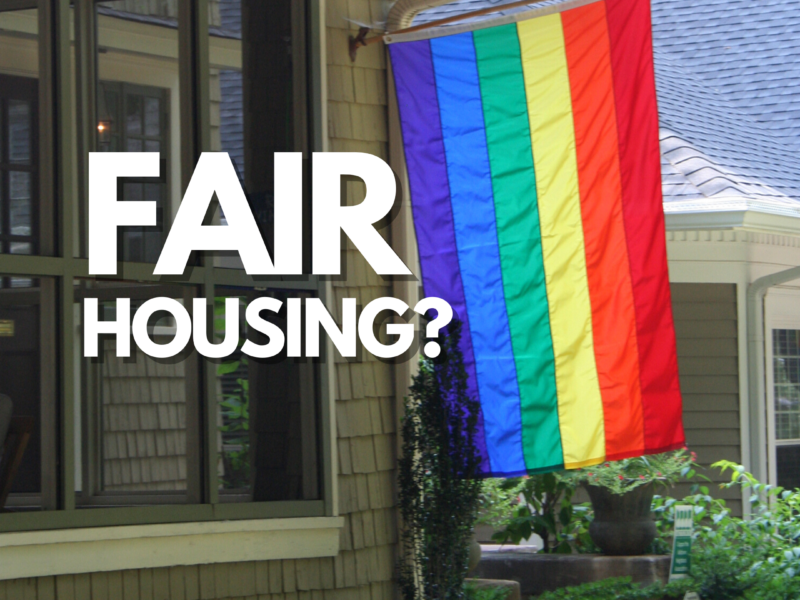 Housing Discrimination LGBTQ+