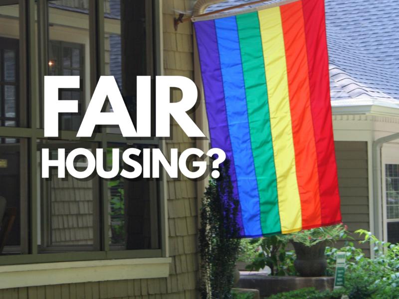 Housing Discrimination LGBTQ+