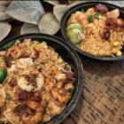 Notch rice bowls