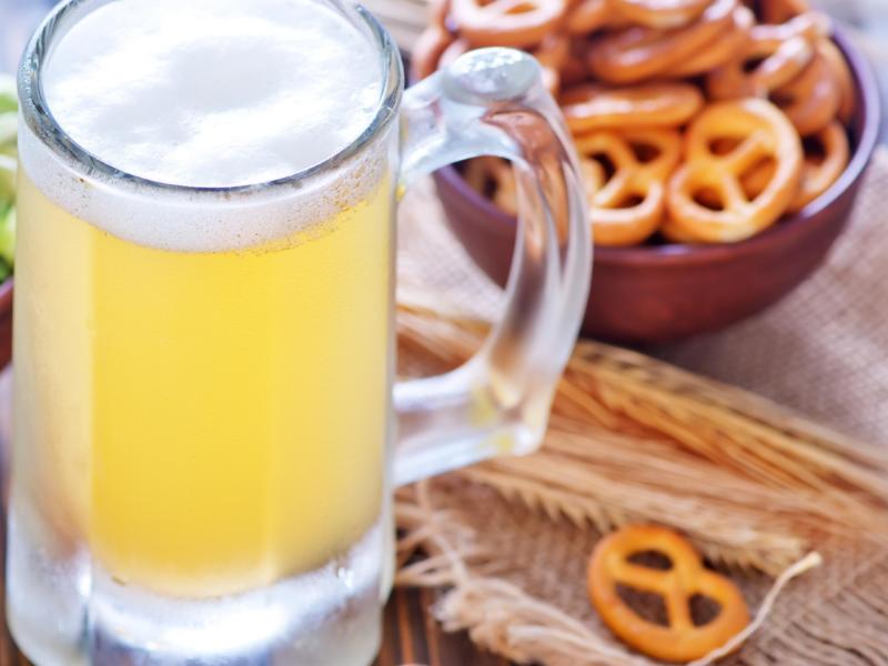 Snacks Drinks Beer