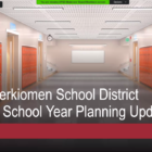 Upper Perkiomen Reopening School