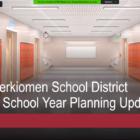 Upper Perkiomen Reopening School
