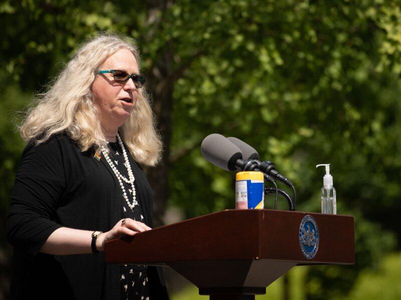 Rachel Levine Health Secretary Transphobia