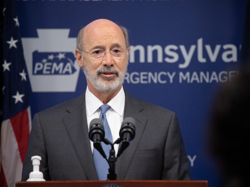 Tom Wolf Pennsylvania Supreme Court Ruling GOP