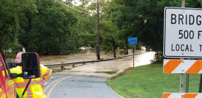 Flooding Dies Floodwaters Pennsylvania