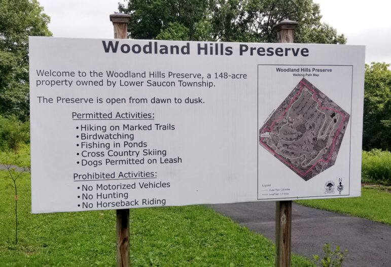 Woodland Hills Preserve