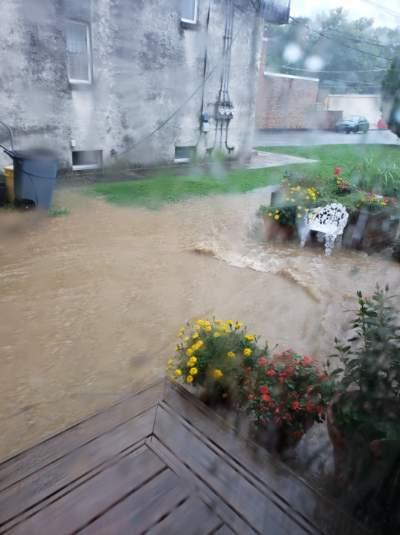 Flooding Hellertown