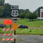 Rt 22 Road Work