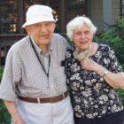 Wedding Anniversary 70th Howard Shirley Cox
