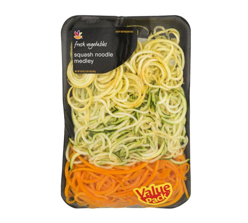 Giant Recalls Squash Noodle Medley Over Listeria Concerns