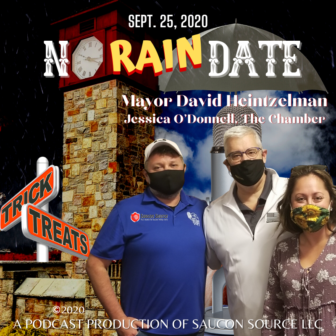 No Rain Date Podcast Heintzelman O'Donnell Hellertown