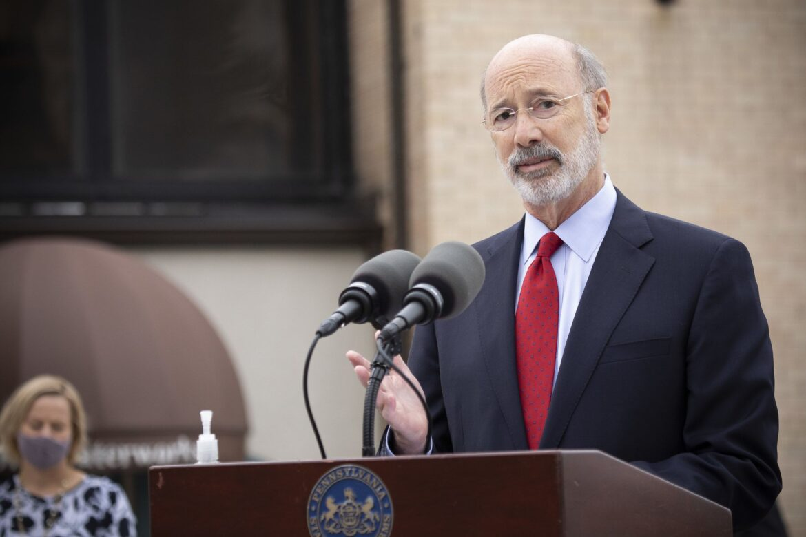Tom Wolf Judge