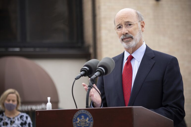 Tom Wolf Eviction Ban Pennsylvania