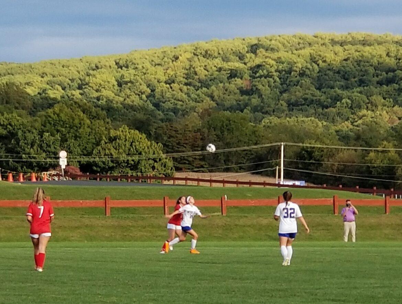 Girls Soccer Saucon