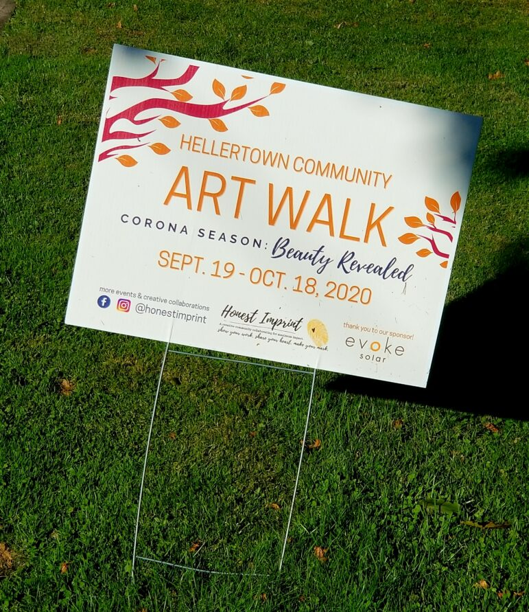 Community Art Walk Hellertown