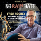 Fred Rooney No Rain Date