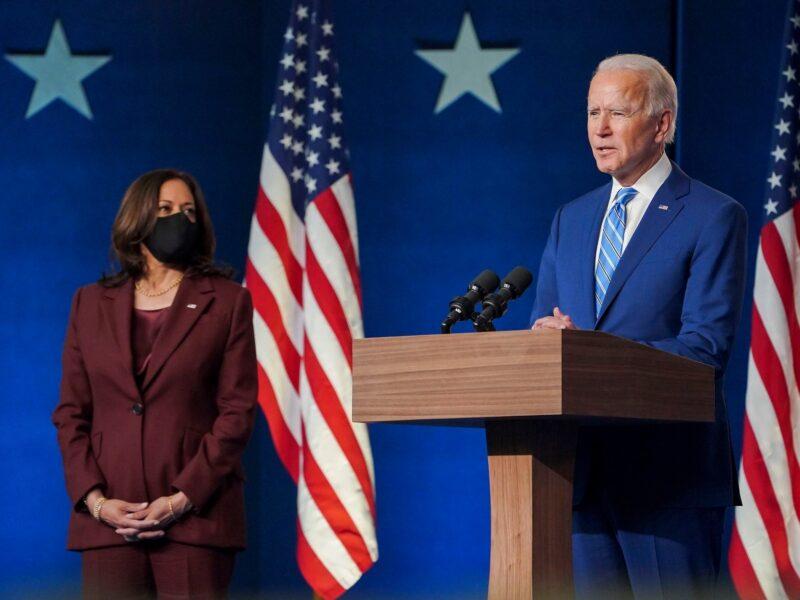 Biden President