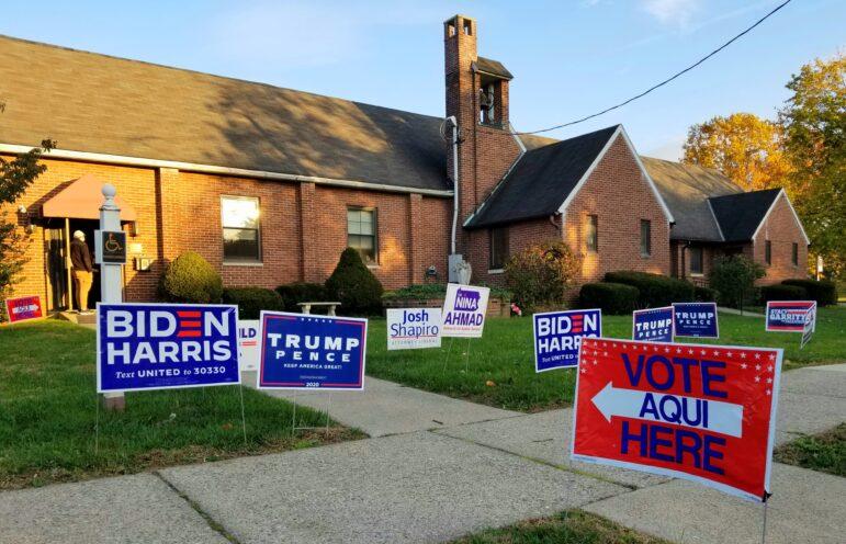 Hellertown Voting Northampton County Pennsylvania