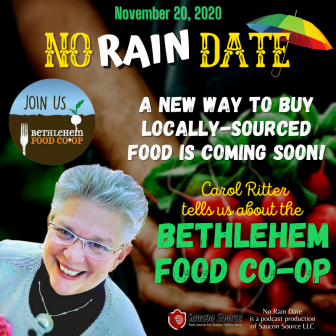No Rain Date Carol Ritter Bethlehem Food Co-op