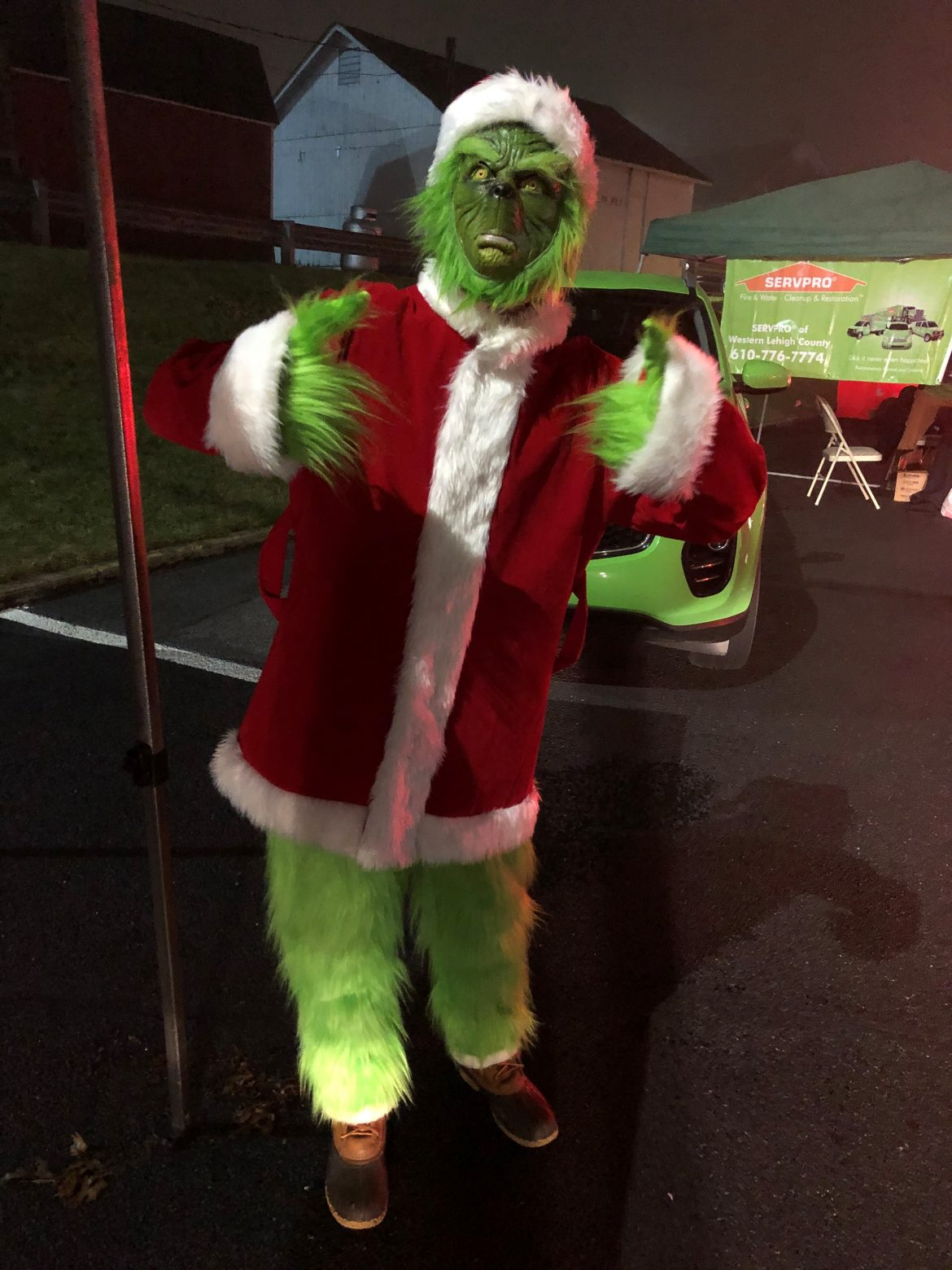 The Grinch Coopersburg Holiday Drive-Thru