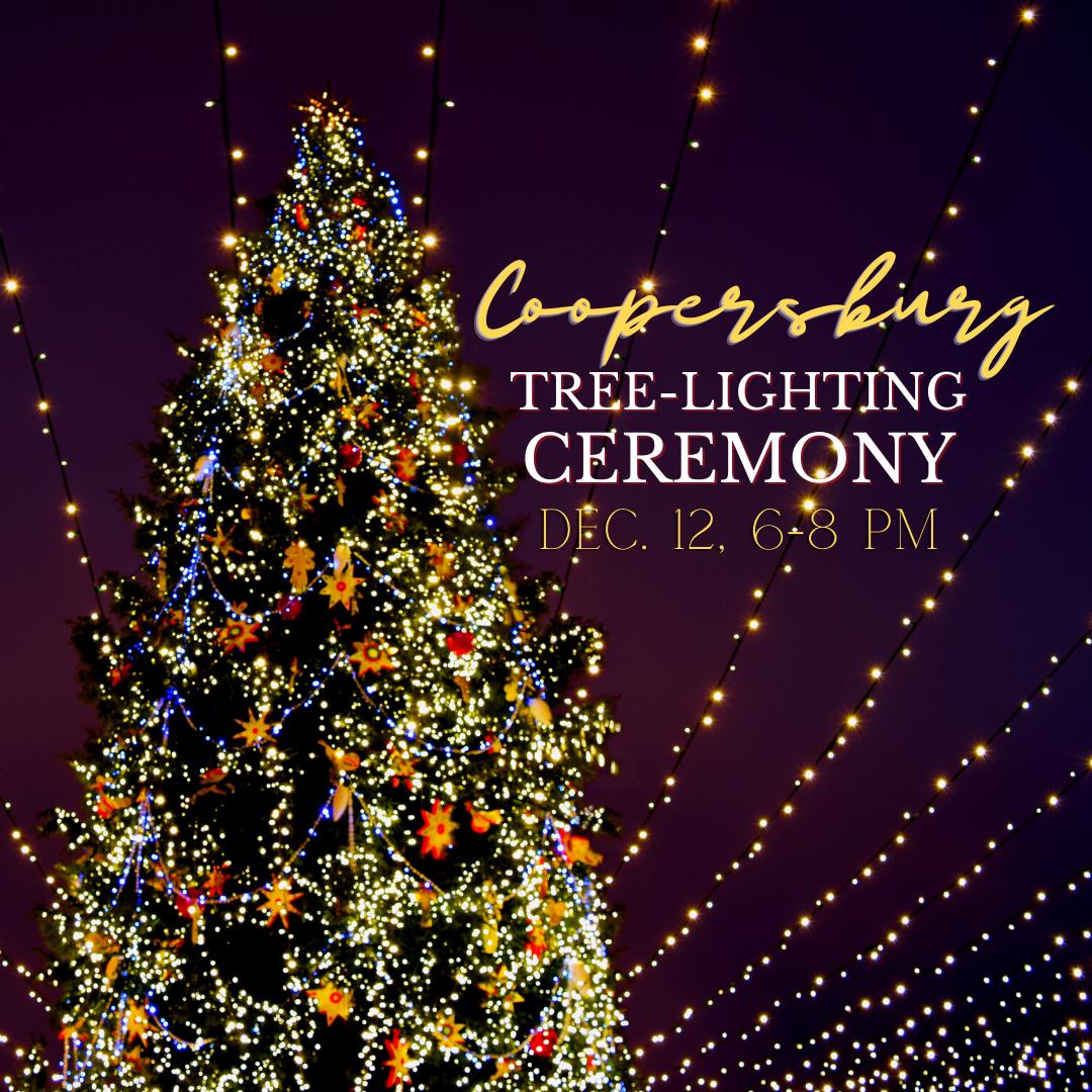 Coopersburg Tree Lighting