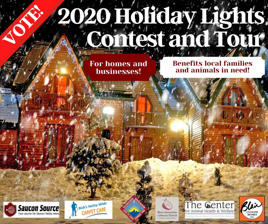 Holiday Lights Contest 2020