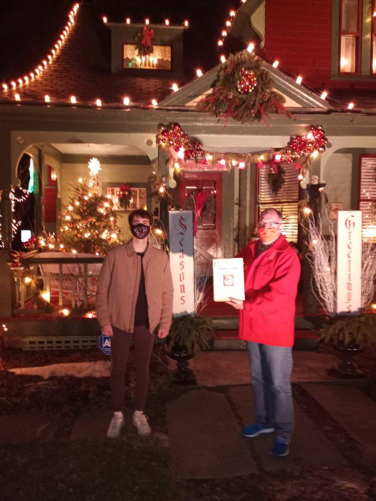 Brian Daugherty Lights Contest Winner