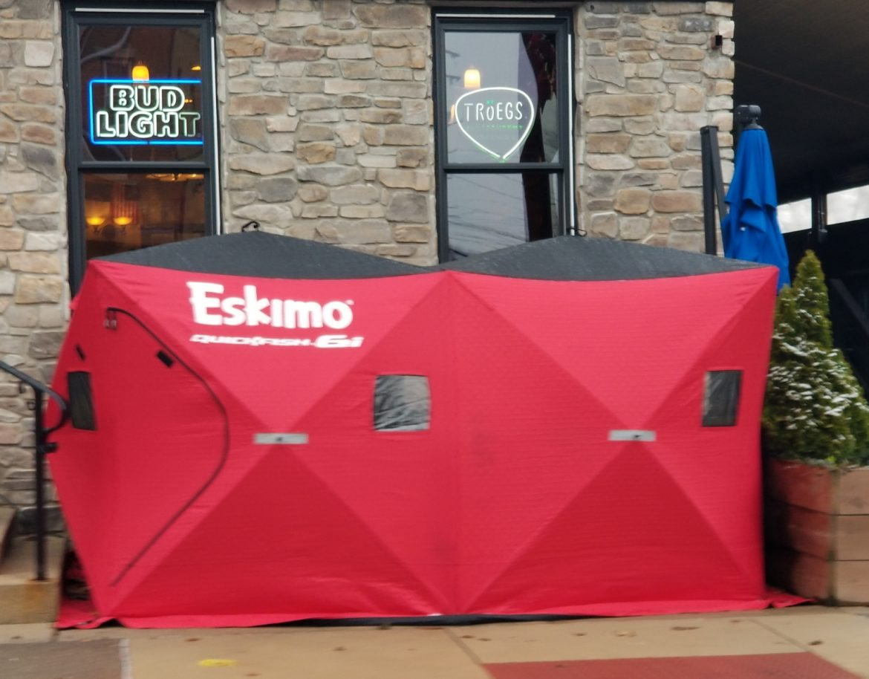 Eskimo tent Braveheart