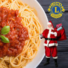 Lions Santa Spaghetti Dinner