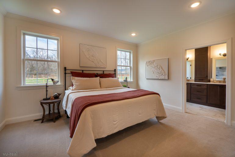 Old Saucon bedroom