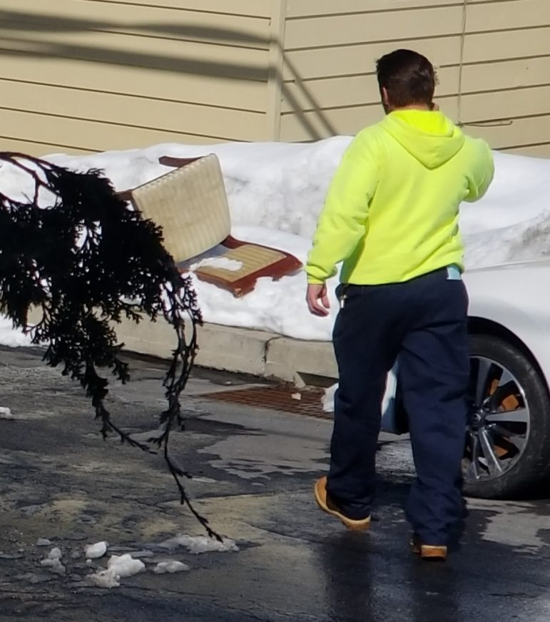 Snow Removal Fountain Hill