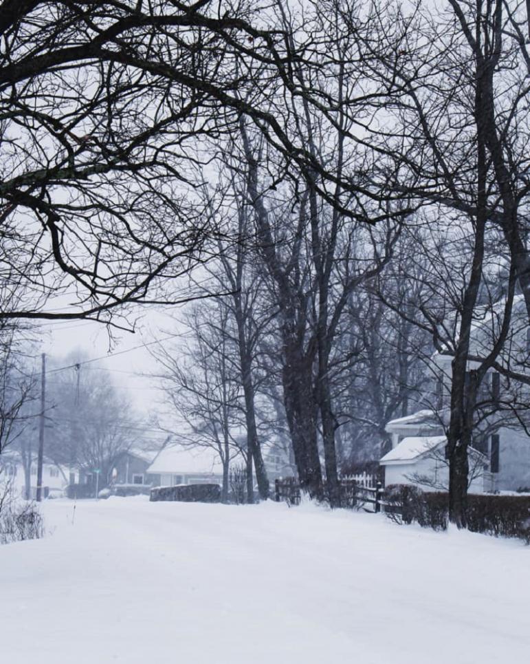 Coopersburg Snowstorm