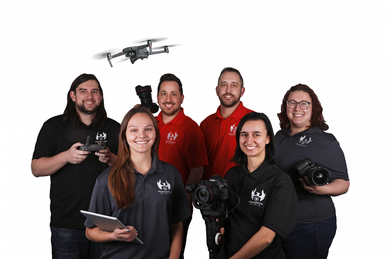 PhoenixFire Media Team Photo