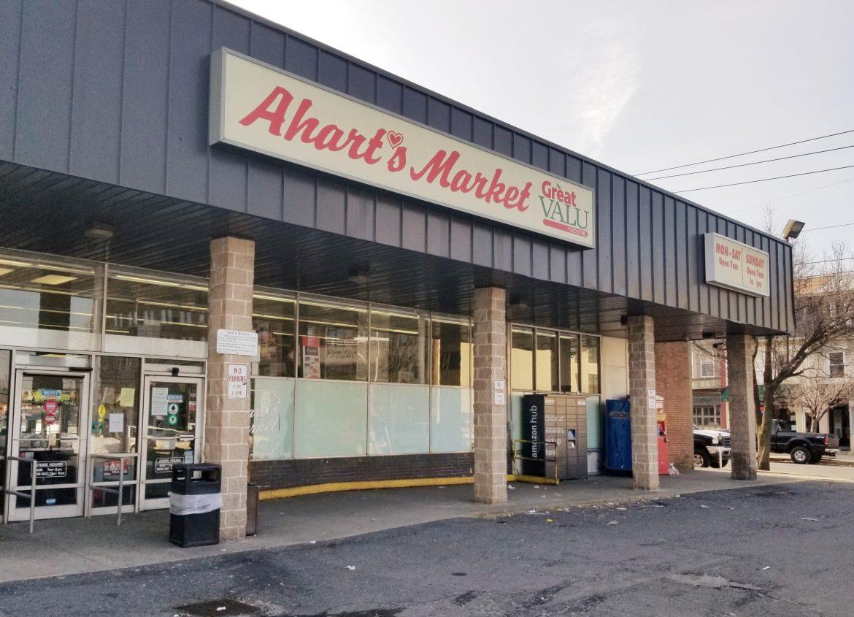 Ahart's Food Desert