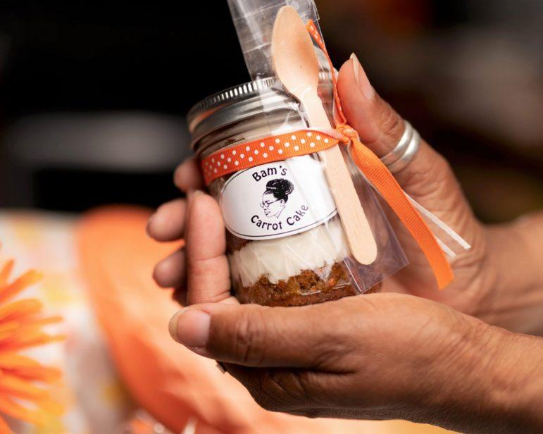 Bam's Carrot Cake